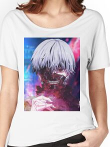 Tokyo Ghoul - Kaneki End Game Women's Relaxed Fit T-Shirt