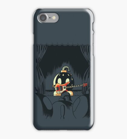 Irresponsible Performer iPhone Case/Skin