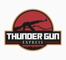 Thunder Gun Express by zoverholser