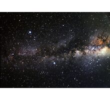 space and the universe (possibly aliens) Photographic Print