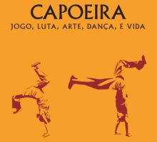 Capoeira: Game, Fight, Art, Dance & Life by sapo