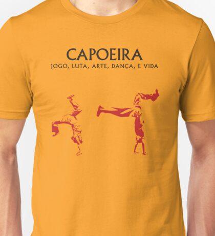 Capoeira: Game, Fight, Art, Dance & Life Unisex T-Shirt