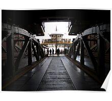 Ferry Landing Poster