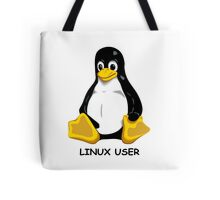 Linux User Tote Bag