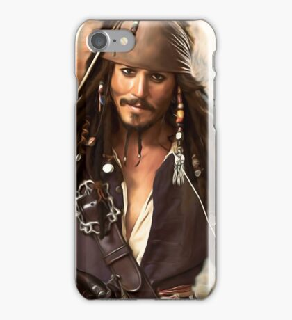 Jack Sparrow iPhone Case/Skin