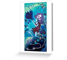 Cloud 11 Greeting Card