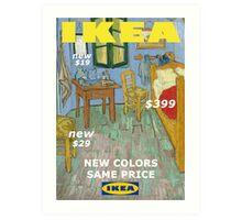 Ikea vincent Art Print