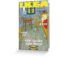 Ikea vincent Greeting Card