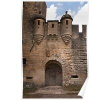 Chateau du Javon gateway Poster