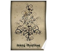 Christmas 2011 - Card Poster