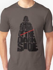 Darth Vader - You dont know the power of the dark side T-Shirt