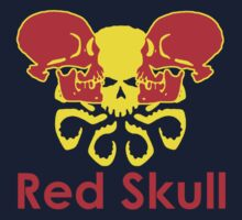Red Skull by DangeRuss