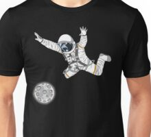 Scream at the Moon Unisex T-Shirt