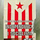 Independencia i socialisme! by João Figueiredo