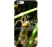 Walking around  iPhone Case/Skin