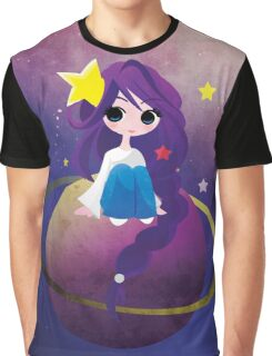 With Drops of Jupiter in her Hair Graphic T-Shirt