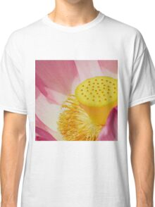 0482 Red Lotus  Classic T-Shirt