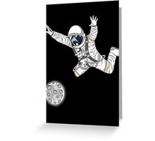 Scream at the Moon Greeting Card