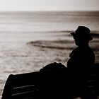Watching sunrise at Cronulla II by kutayk