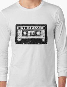 retro tape Long Sleeve T-Shirt