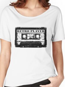retro tape Women's Relaxed Fit T-Shirt