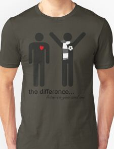 the difference T-Shirt