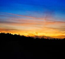 Skies over Hiiumaa by tutulele