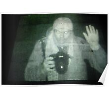 Infra red mirror Poster