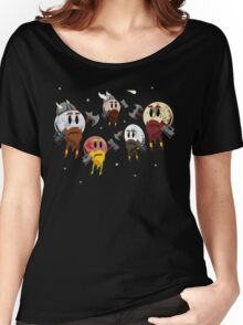 Dwarf Planets Women's Relaxed Fit T-Shirt