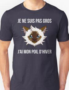 Je ne suis pas gros... (SLG Webshow) T-Shirt