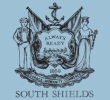 South Shields Coat of Arms II Kids Clothes