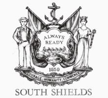 South Shields Coat of Arms II by miners