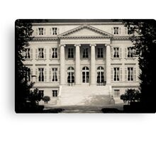 Chateau Margaux Canvas Print