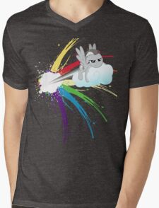 Shed Your Colours  Mens V-Neck T-Shirt
