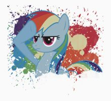 Salute to Rainbow Dash
