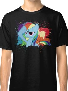 Salute to Rainbow Dash Classic T-Shirt