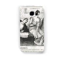 Reverse Psychology Punch Cartoon 1888 Samsung Galaxy Case/Skin