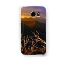 0389 Mt Hotham Brush Samsung Galaxy Case/Skin