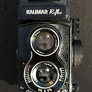 Vintage Kalimar Reflex Camera by CaseBase