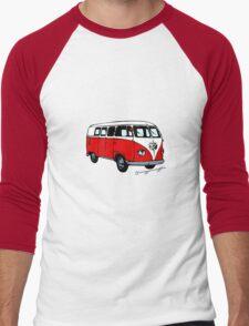 Volkswagen T2 Men's Baseball ¾ T-Shirt