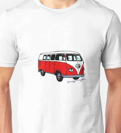 Volkswagen T2 Unisex T-Shirt