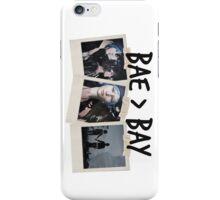 BAE > BAY iPhone Case/Skin