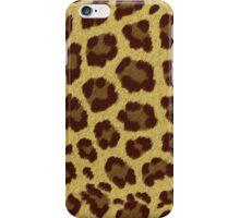 Leopard Skin iPhone Case/Skin