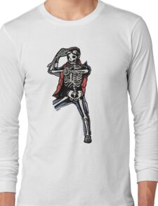 Marty Mcfly BTTF zombiecraig. Long Sleeve T-Shirt