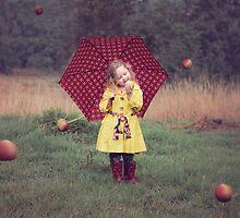 Apple Rain by Rachel Baker
