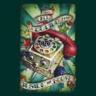 The Call is Coming from Inside the House by Tim  Shumate