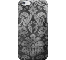 Decorative Vintage Flowers iPhone Case/Skin
