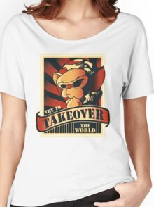 Take over the world Women's Relaxed Fit T-Shirt