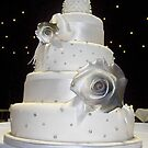 Wedding Cake by Mistyarts
