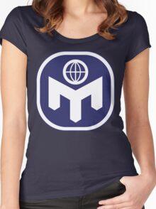 Mensa Real Genius Women's Fitted Scoop T-Shirt